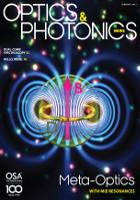 Cover for Meta- Optics with Mie Resonances