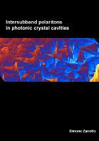 Cover for Intersubband polaritons in photonic crystal cavities